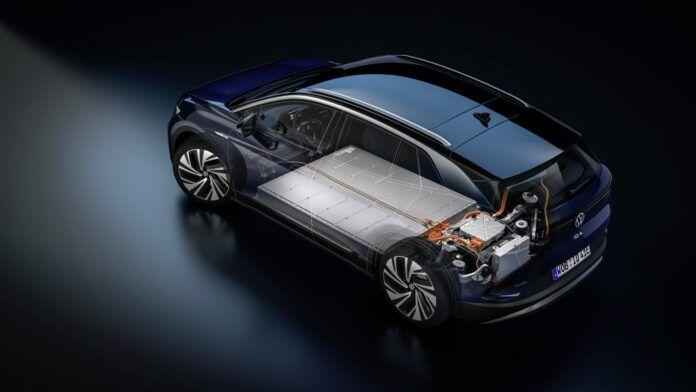 Volkswagen ID.4 battery