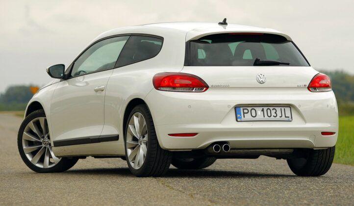 Volkswagen Scirocco III