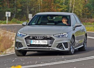 Audi A4 (2021). Opis wersji i cennik