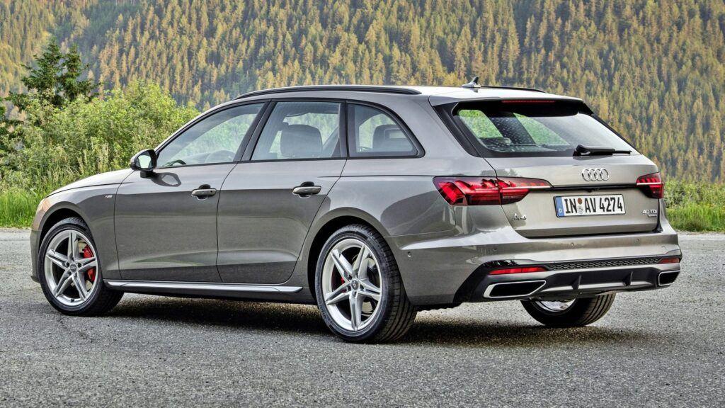 Audi A4 Avant (2021)