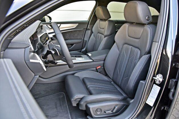 Audi A6 Avant (2021)