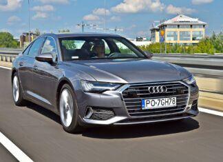 Audi A6 (2021). Opis wersji i cennik