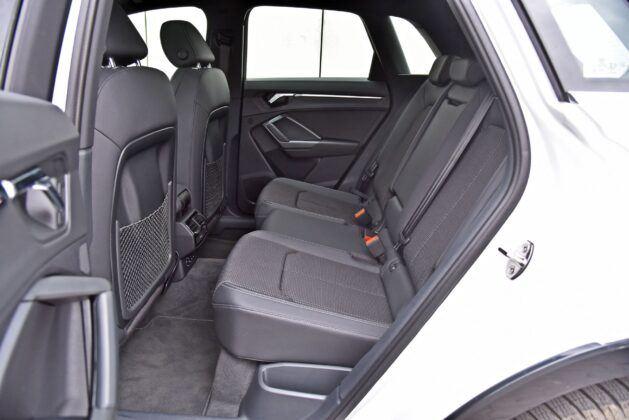 Audi Q3 - tylna kanapa