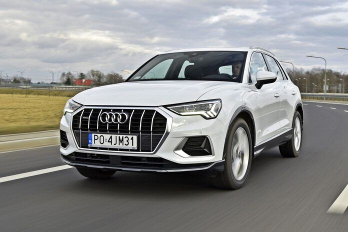 Audi Q3 (2021)