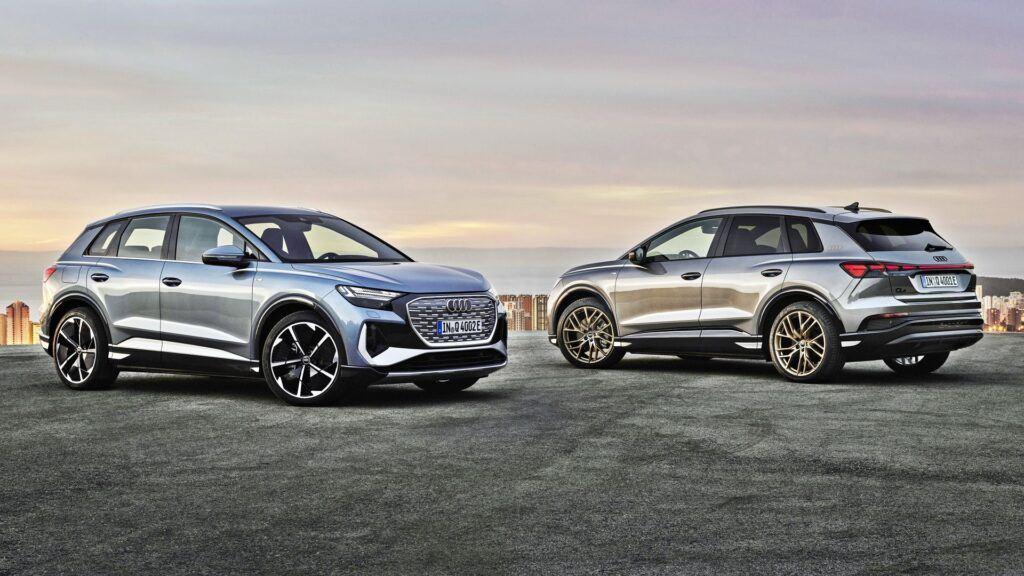 Audi Q4 e-tron (2021)