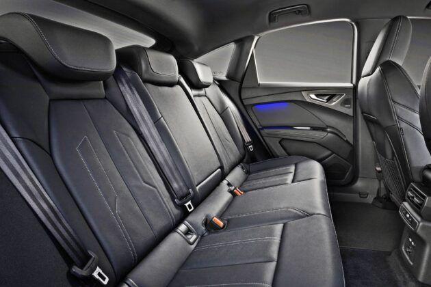 Audi Q4 Sportback e-tron (2021)
