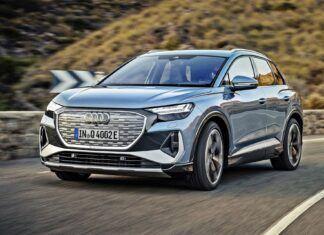 Nowe Audi Q4 e-tron – oficjalne zdjęcia i informacje