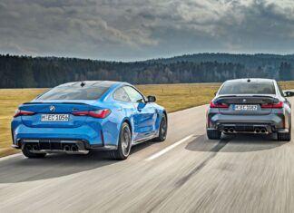 BMW M3 i BMW M4 z napędem xDrive – nowy poziom osiągów