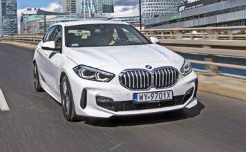 BMW serii 1 (2021)