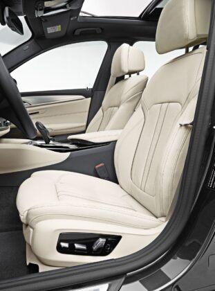 BMW serii 5 Touring - fotele przednie