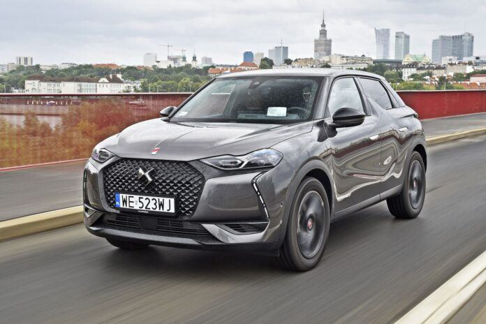 DS 3 Crossback (2021)