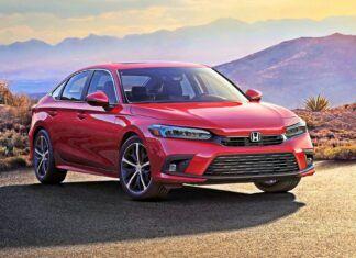 Nowa Honda Civic XI – oficjalne zdjęcia i informacje