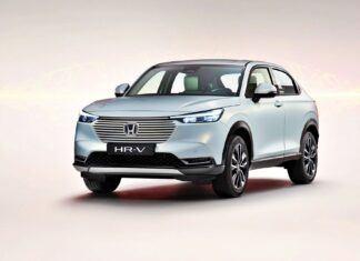 Nowa Honda HR-V – najważniejsze informacje o japońskim SUV-ie