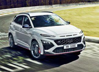 Nowy Hyundai Kona N – oficjalne zdjęcia i informacje