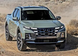 Nowy Hyundai Santa Cruz, czyli Tucson w wersji pickup