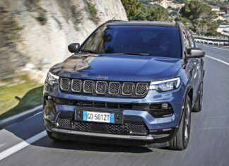 Nowy Jeep Compass – oficjalne zdjęcia i informacje