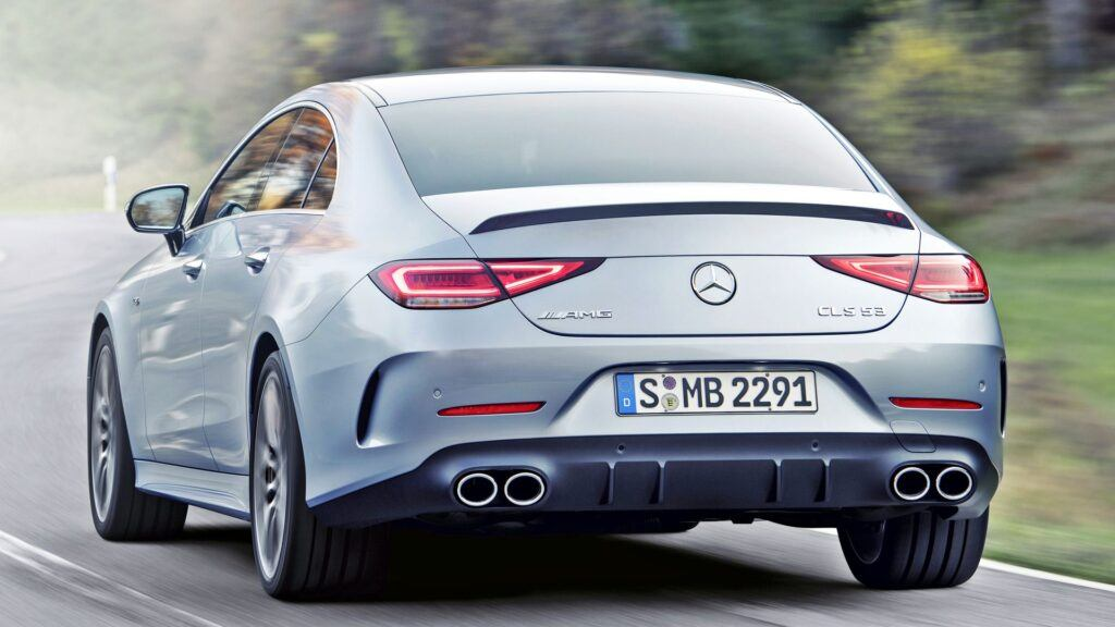 Mercedes CLS (2021)