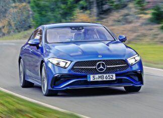 Mercedes CLS po liftingu – co się zmieniło?