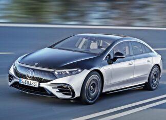 Nowy Mercedes EQS – oficjalne zdjęcia i informacje