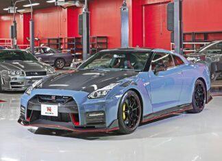 Nissan GT-R nie schodzi jeszcze ze sceny. Pokazano nową wersję