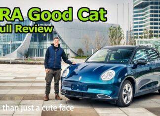Elektryczna Syrena prosto z Chin – oto ORA Good Cat