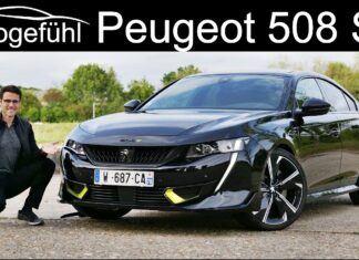 Nowy Peugeot 508 PSE – test i wrażenia z jazdy