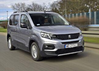 Peugeot Rifter (2021). Opis wersji i cennik