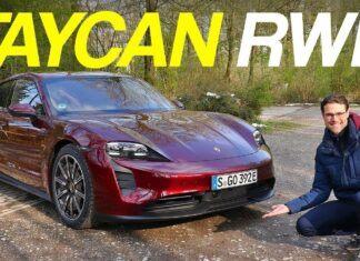 Nowe Porsche Taycan RWD – test i wrażenia z jazdy