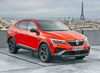 Nowe Renault Arkana (2021). Opis wersji i cennik
