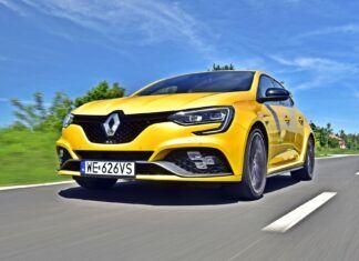 Renault idzie śladem Volvo. Szybciej niż 180 km/h nie pojedziesz!