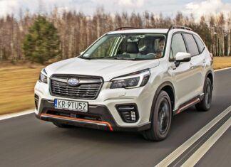 Nowe Subaru Forester (2021). Opis wersji i cennik