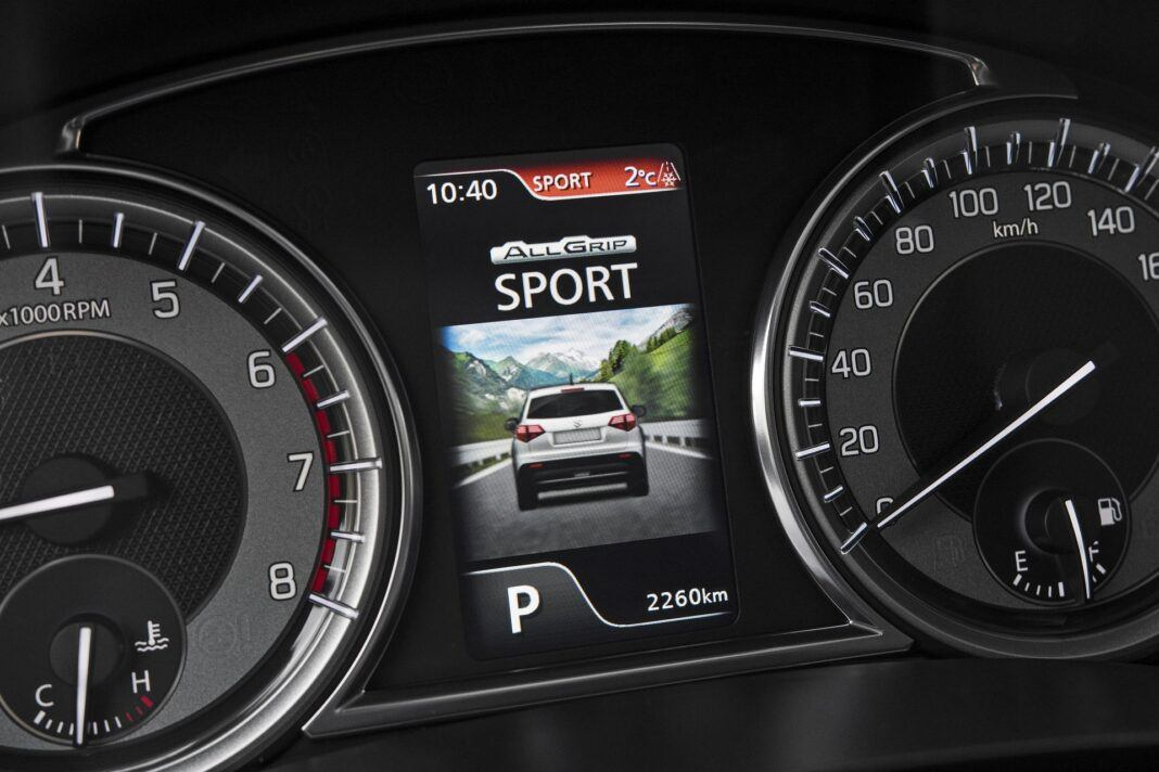 Suzuki Vitara - AllGrip Select