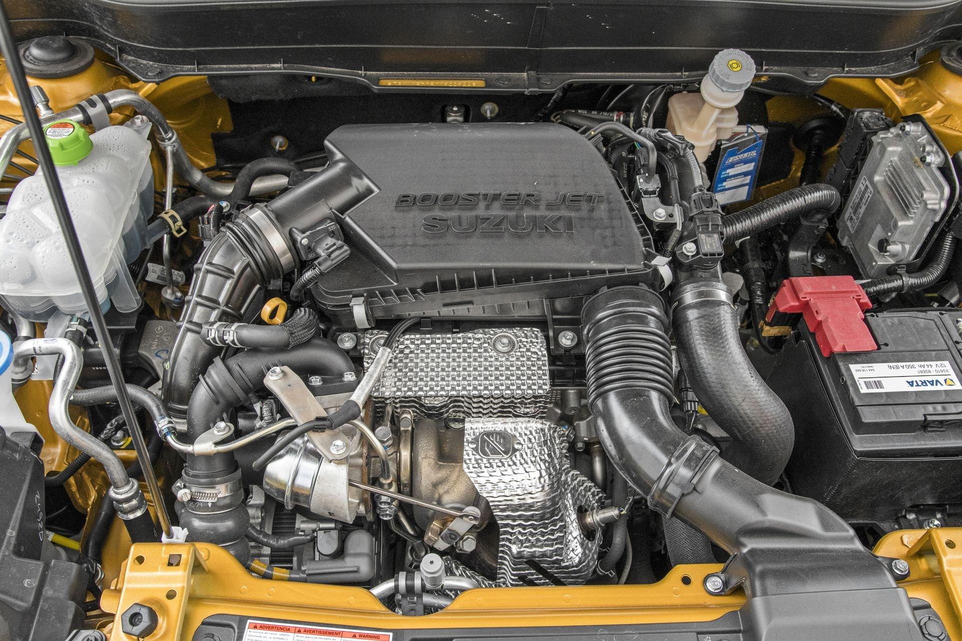Suzuki Vitara - silnik