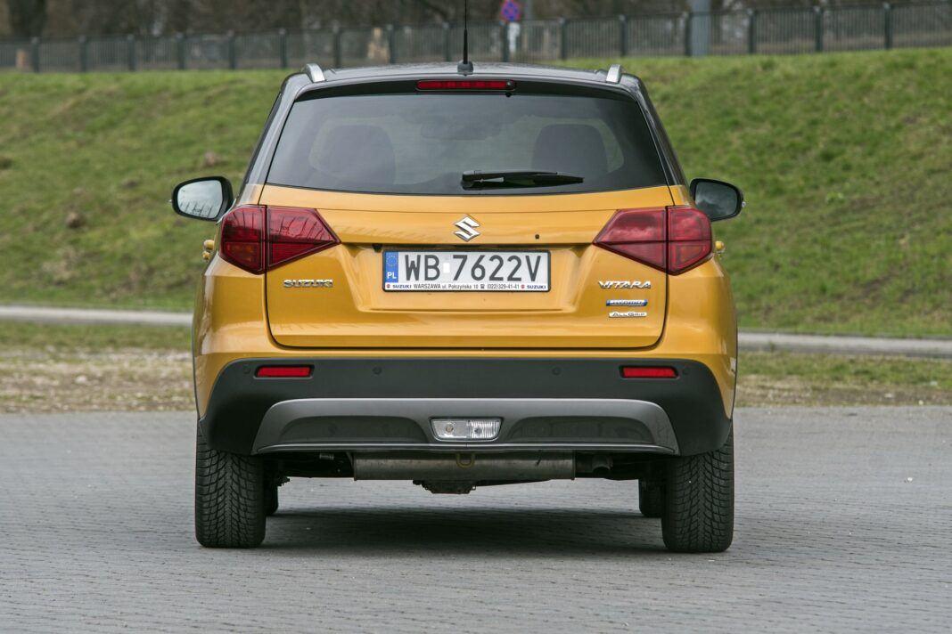 Suzuki Vitara - tył
