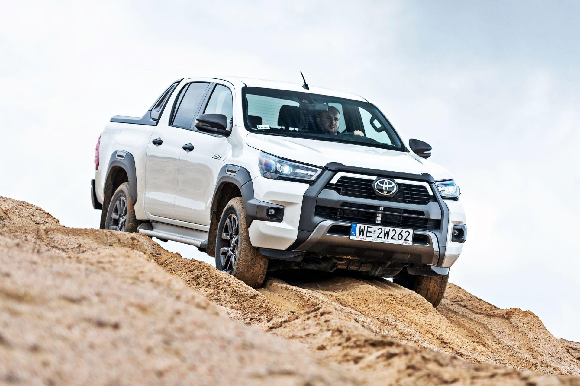 Toyota Hilux (2021)