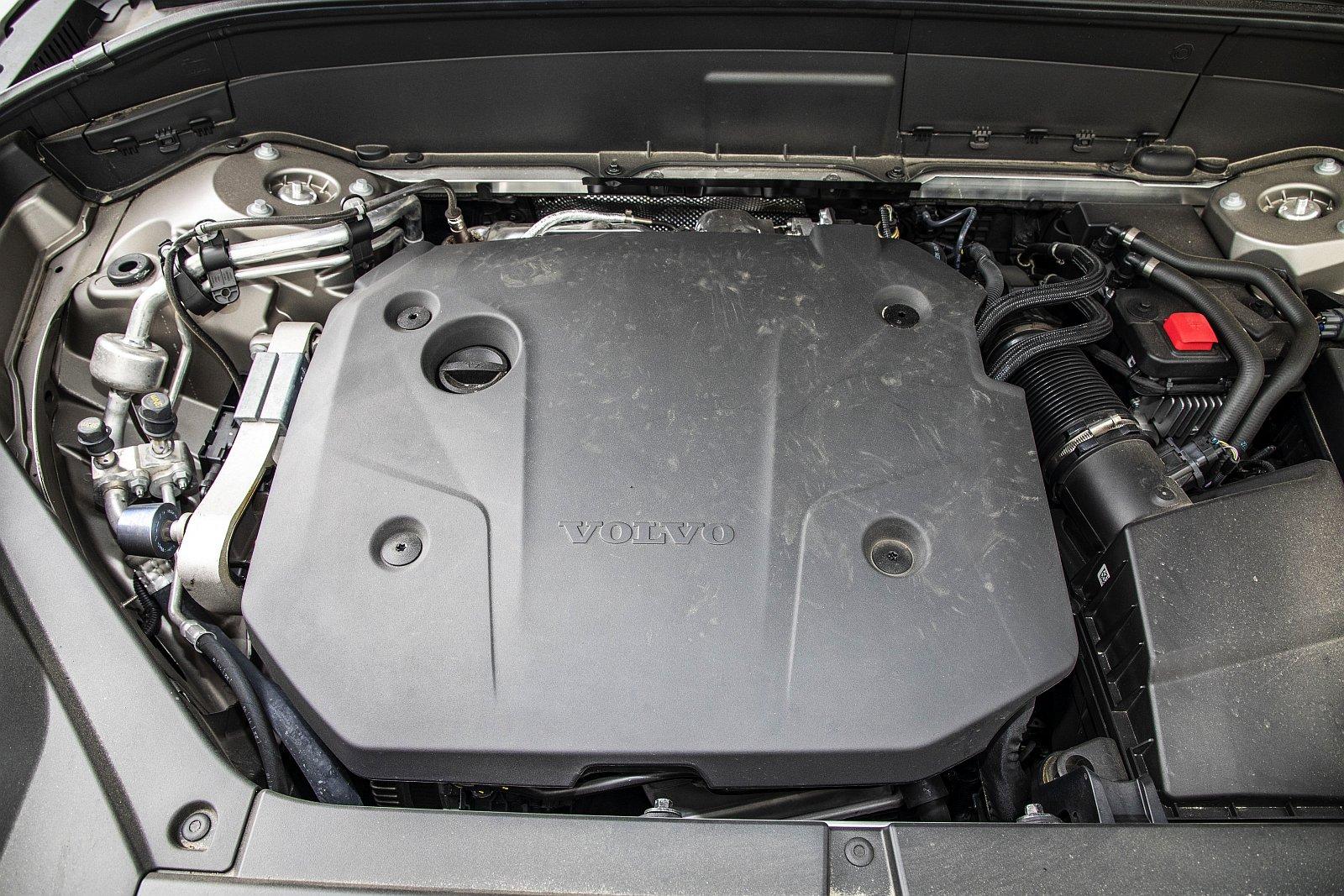 volvo xc90 b5 diesel silnik