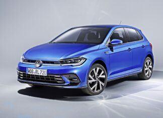 Volkswagen Polo po liftingu – oficjalne zdjęcia i informacje