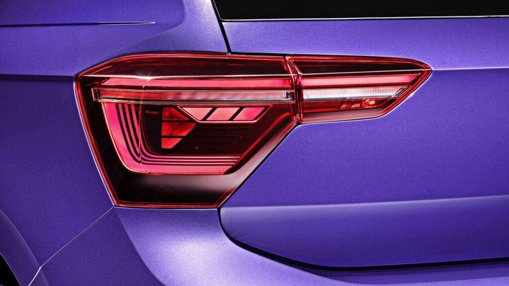 Volkswagen Polo - tylne światła