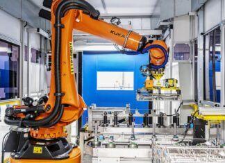 Skoda kontynuuje proces automatyzacji produkcji w swoich fabrykach