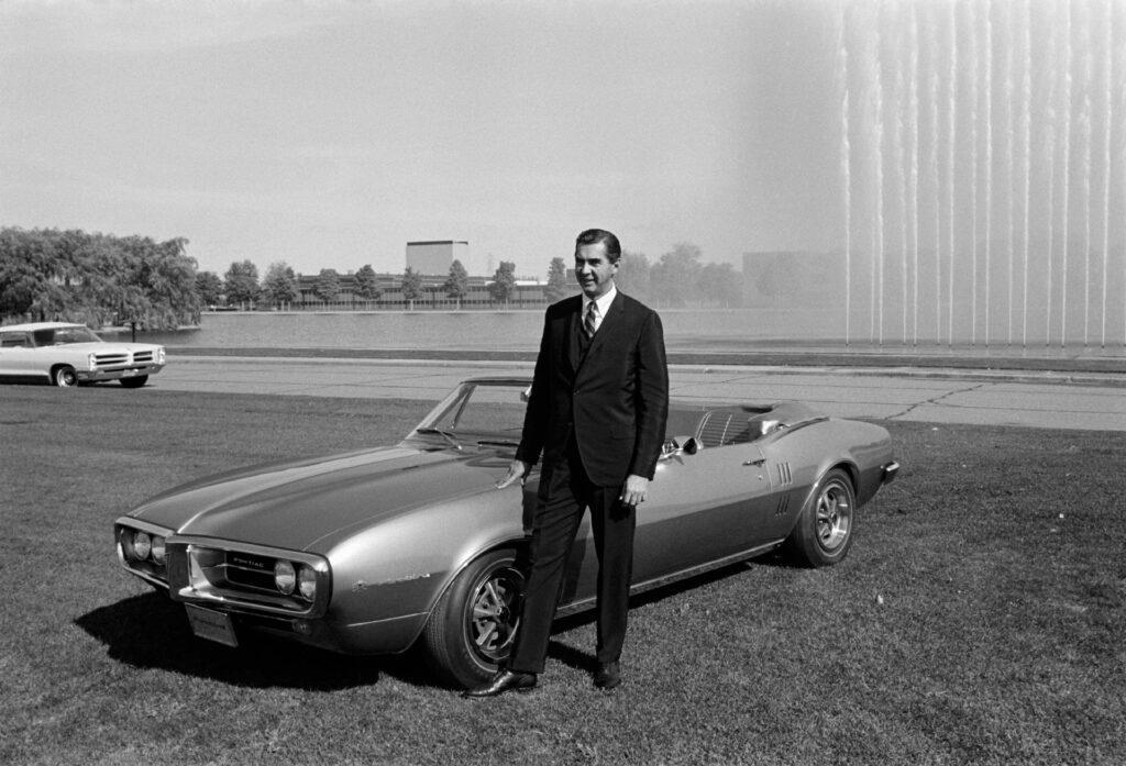 Pontiac Firebird Convertible 1967