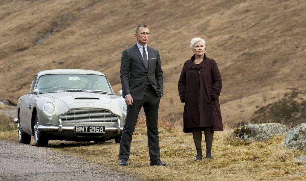 James Bond 007 Aston Martin Skyfall