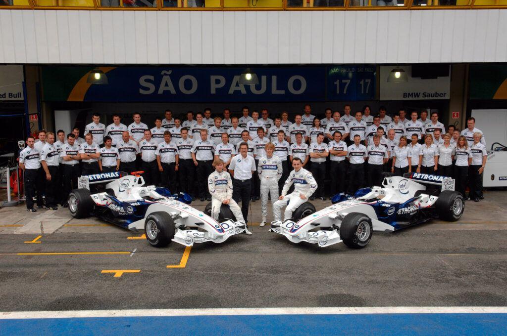 BMW Sauber F1 Team 2006