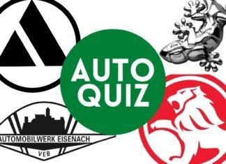 AUTO-QUIZ [15] Logotypy motoryzacyjne
