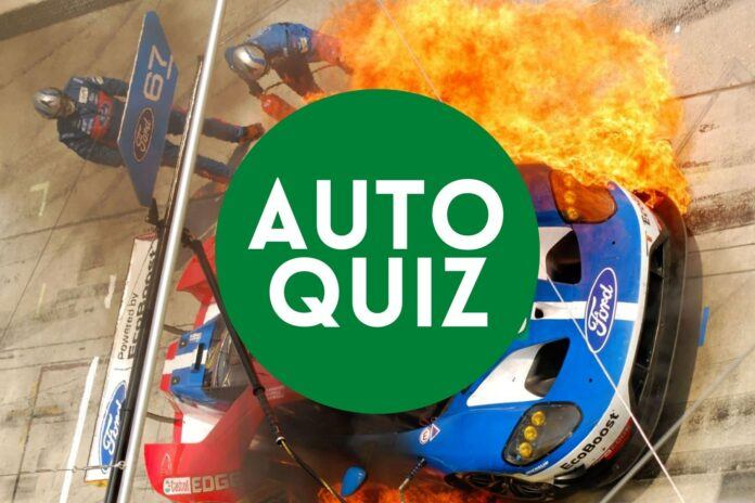 Auto Quiz 19