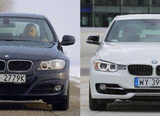 Używane BMW serii 3 (E90) i BMW serii 3 (F30) - którą generację wybrać?