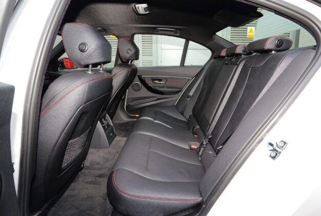 BMW serii 3 F30 kanapa