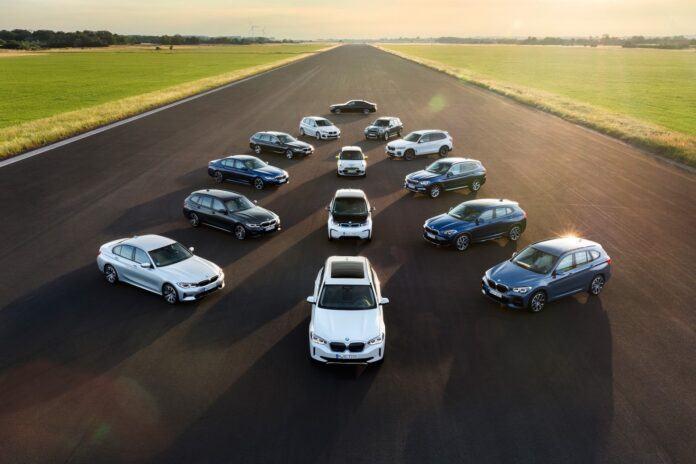 BMW wszystkie modele