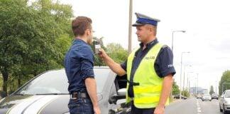 Blokada alkoholowa w samochodzie