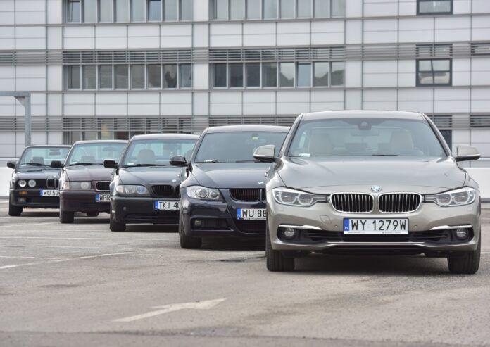 Dekoder VIN BMW