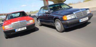 Dekoder VIN Mercedesa